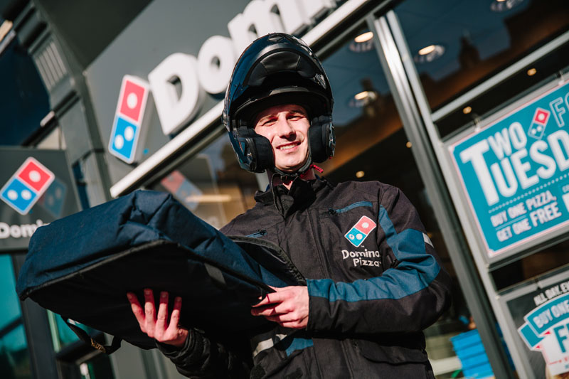 Pizza Lieferservice: Domino's übernimmt Joey's