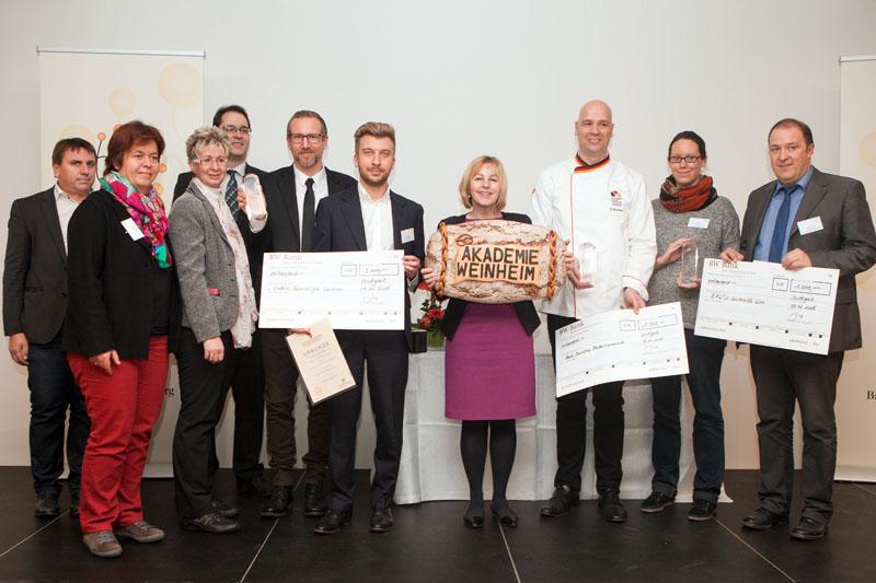 Brot-Sommelier: ADB erhält Landesweiterbildungspreis