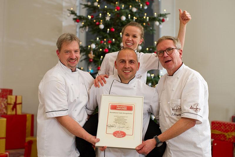 «Deutschlands bester Weihnachtsbäcker» ist eine Konditormeisterin