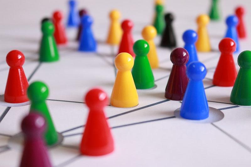 Zwei von drei Internetnutzern sind in sozialen Netzwerken aktiv