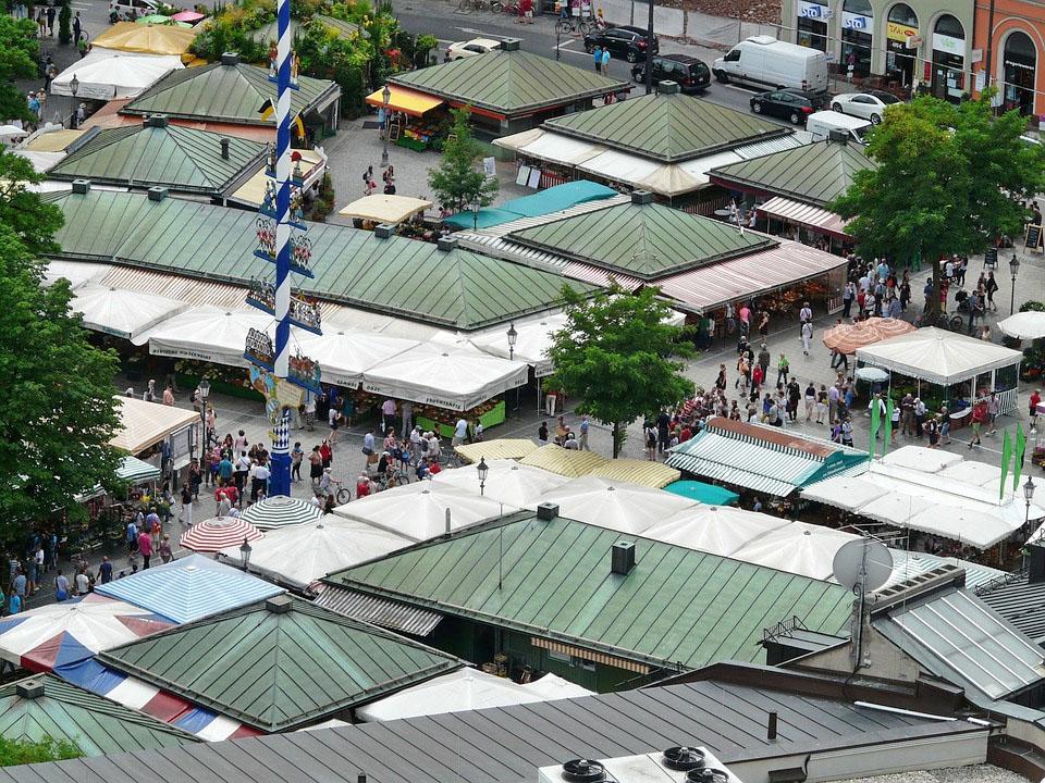 Premiere: München bekommt einen Brotmarkt