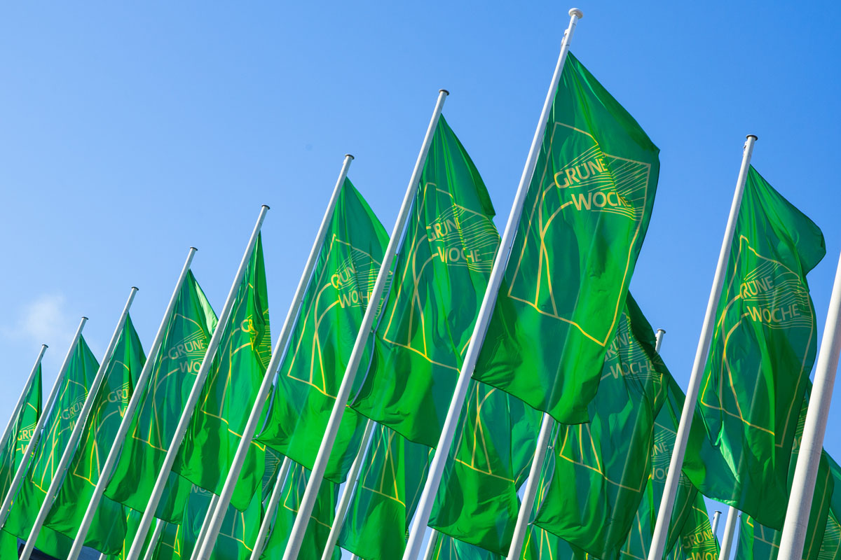 Grüne Woche 2020: Weltleitmesse öffnet die Tore
