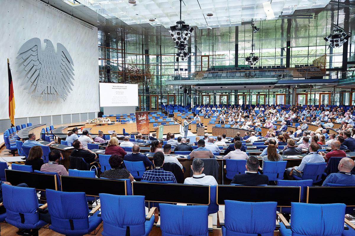 Jahreshauptversammlung: BackWerk blickt optimistisch in die Zukunft