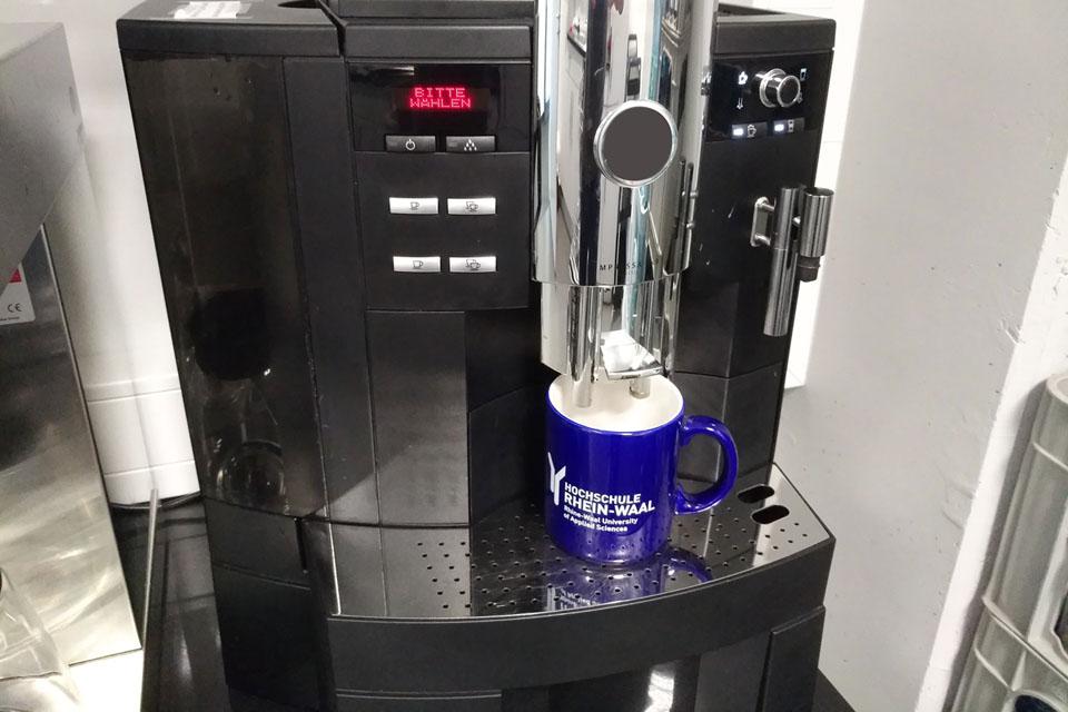 Studie: Kaffeemaschinen sind Keimschleudern