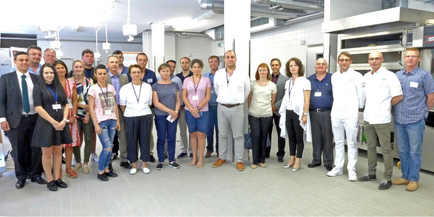 «Fit for Partnership»: Programm hatte Fachleute aus Rumänien zu Gast