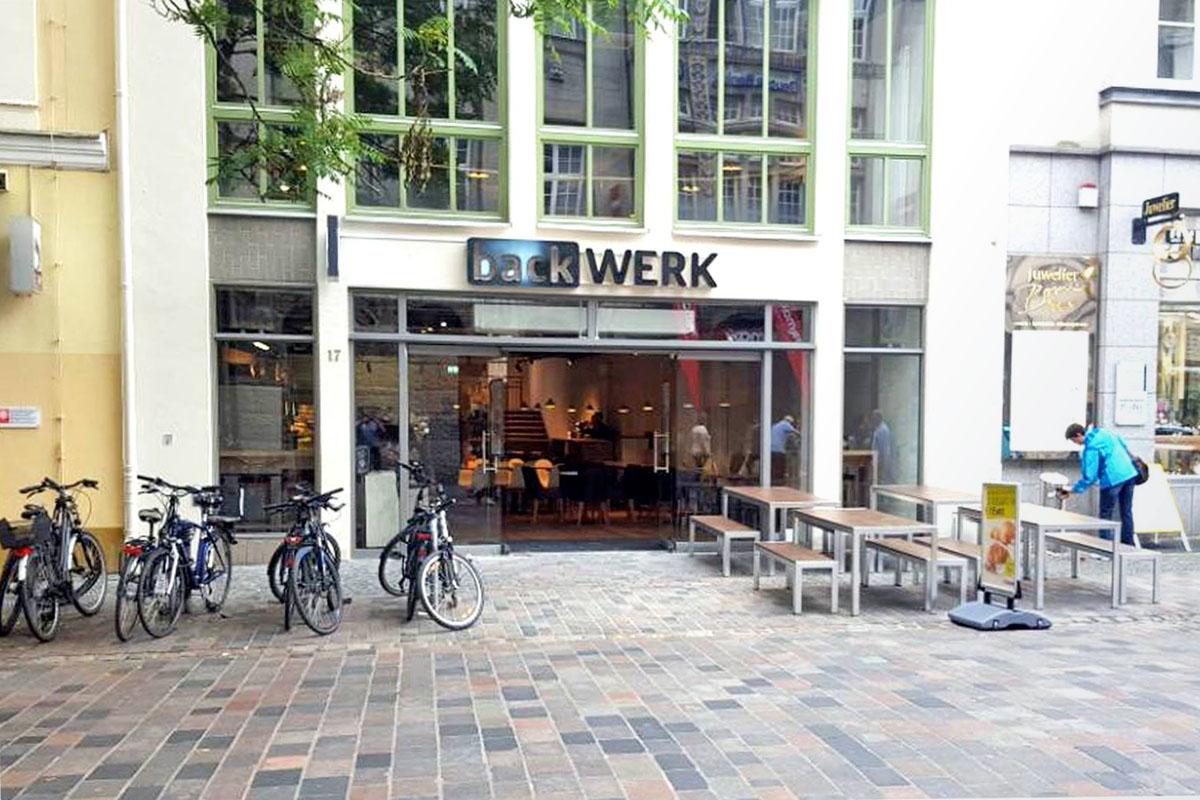 Areas schließt Franchisevertrag mit BackWerk
