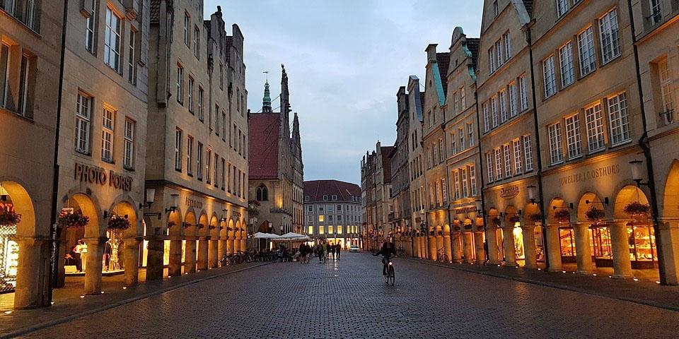 Wie geht es der Stadtbäckerei Münster?