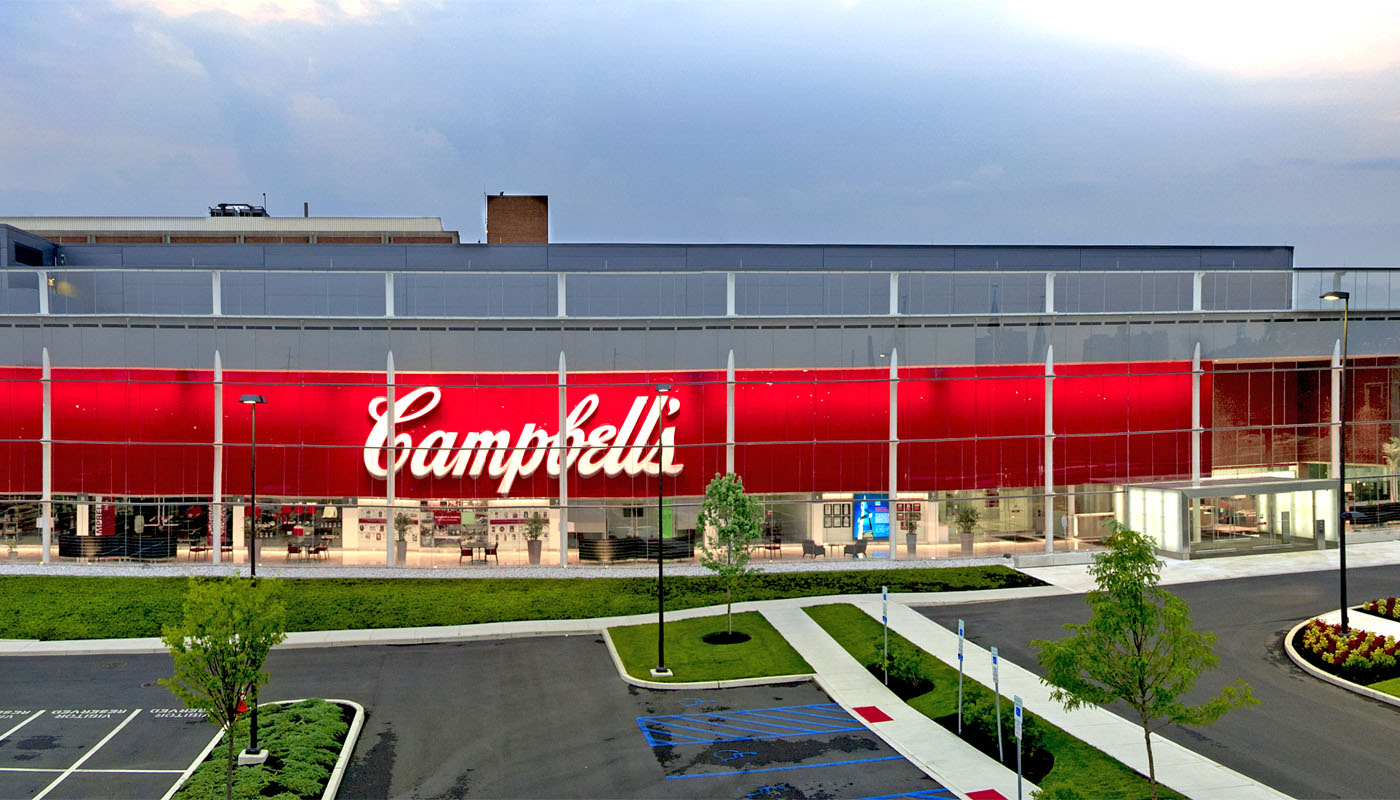Campbell: vom Suppenkoch zum Großbäcker