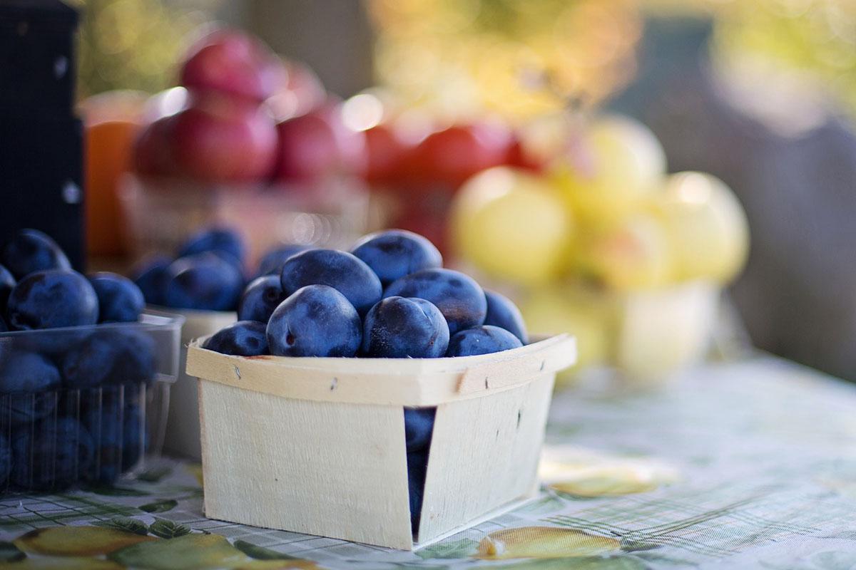 Obst und Gemüse aus Nicht-EU-Ländern von sehr guter Qualität