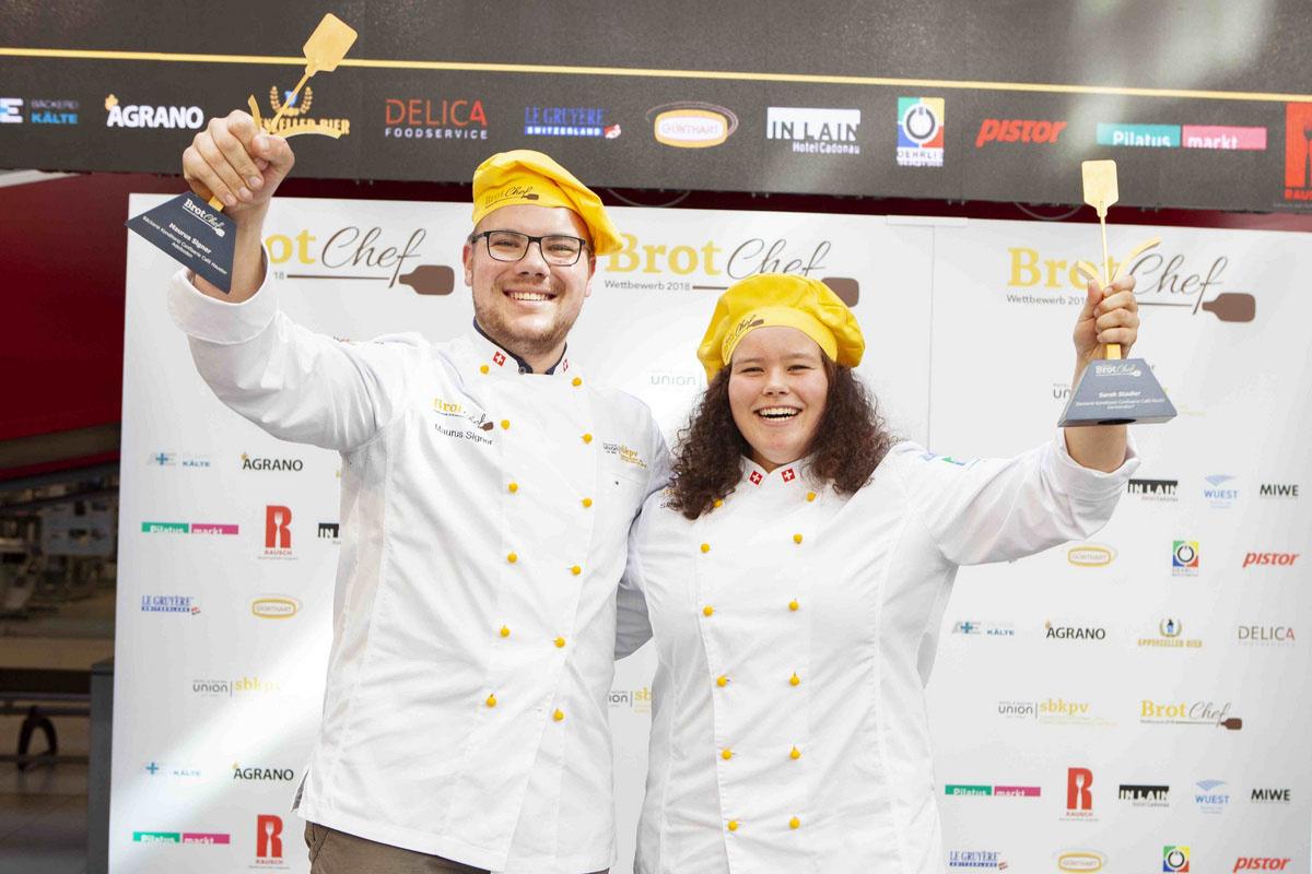 Brot-Chef 2018: Thema BierIdee weckte die Kreativität
