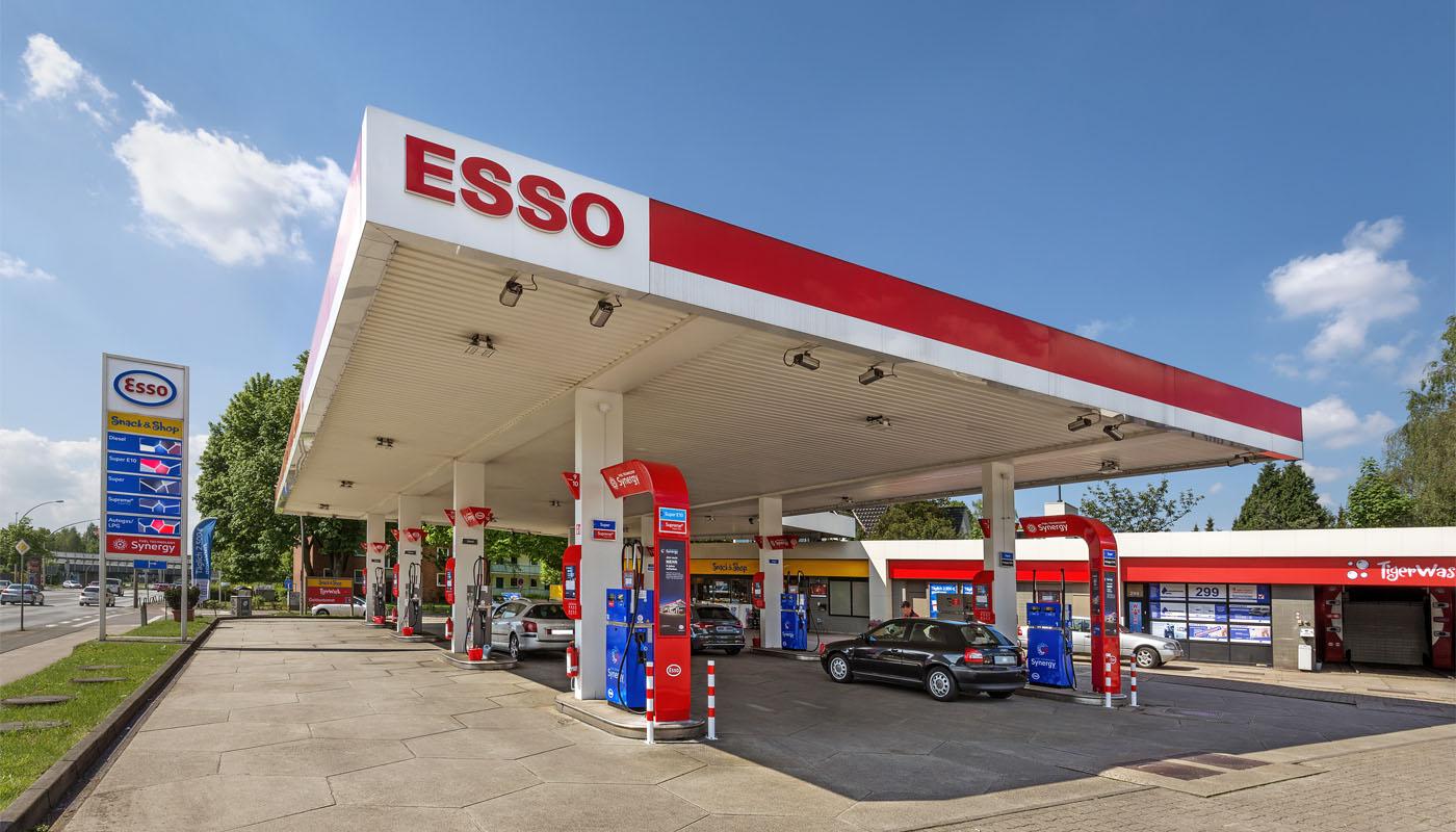 EG Group: übernimmt rund 950 Esso-Tankstellen