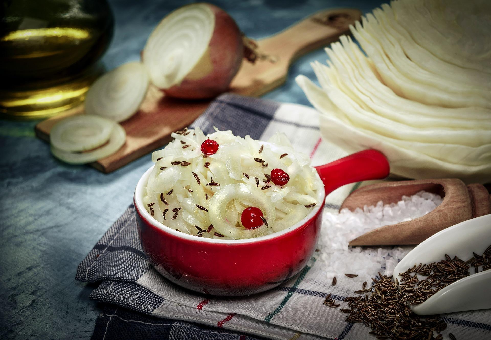 Grundrezept: Sauerkraut selbst machen