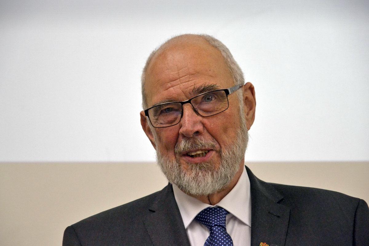 Zum 80. Geburtstag: Kolloquium zu Ehren von Prof. Meuser