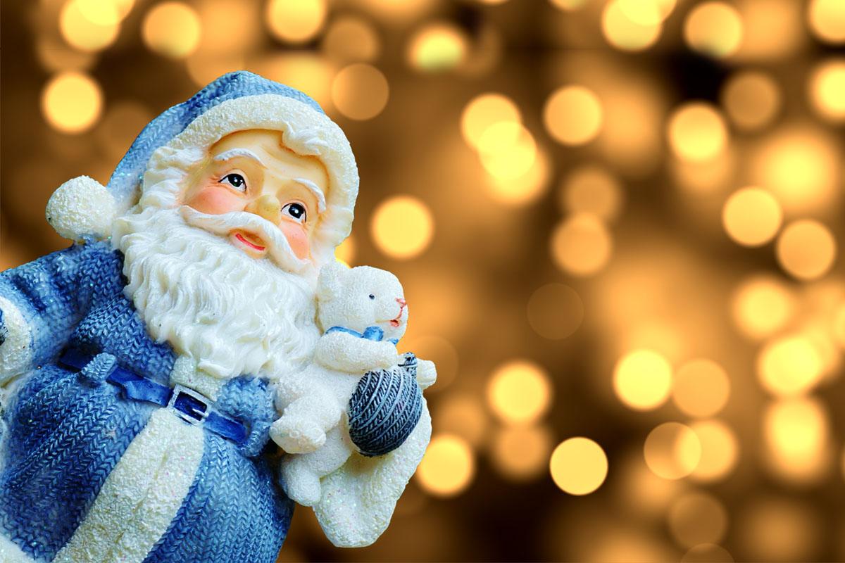 Warten auf den Weihnachtsmann – oder?