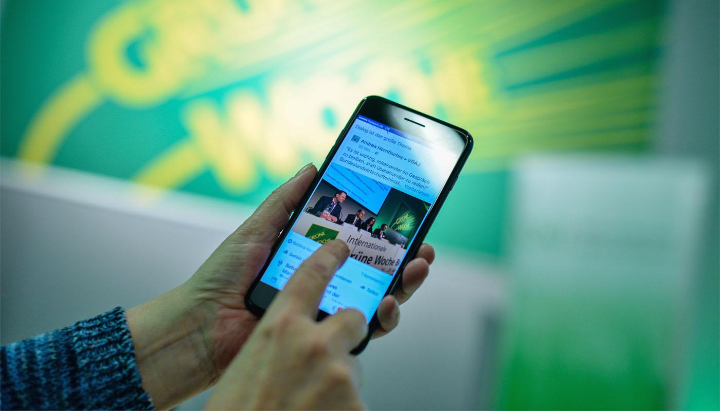 IGW 2019: Trendsetter und Testmarkt mit 400'000 Konsumenten