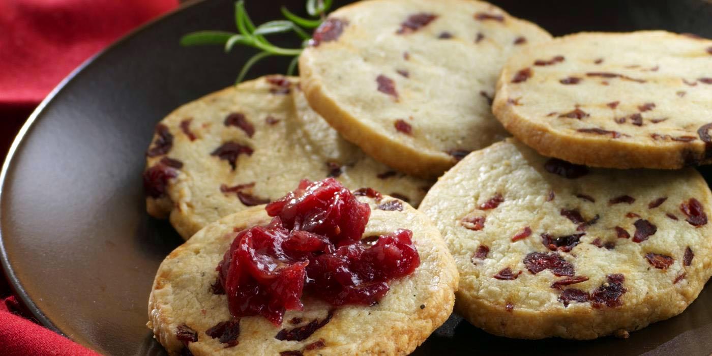 Nicht nur für Angelsachsen: Shortbread süß-sauer
