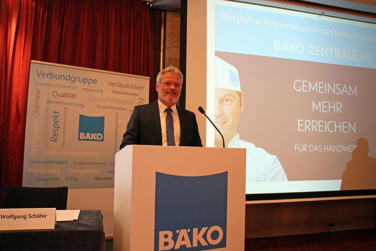 Bäko-Zentrale: Erfreuliches Ergebnis bestätigt Erwartungen