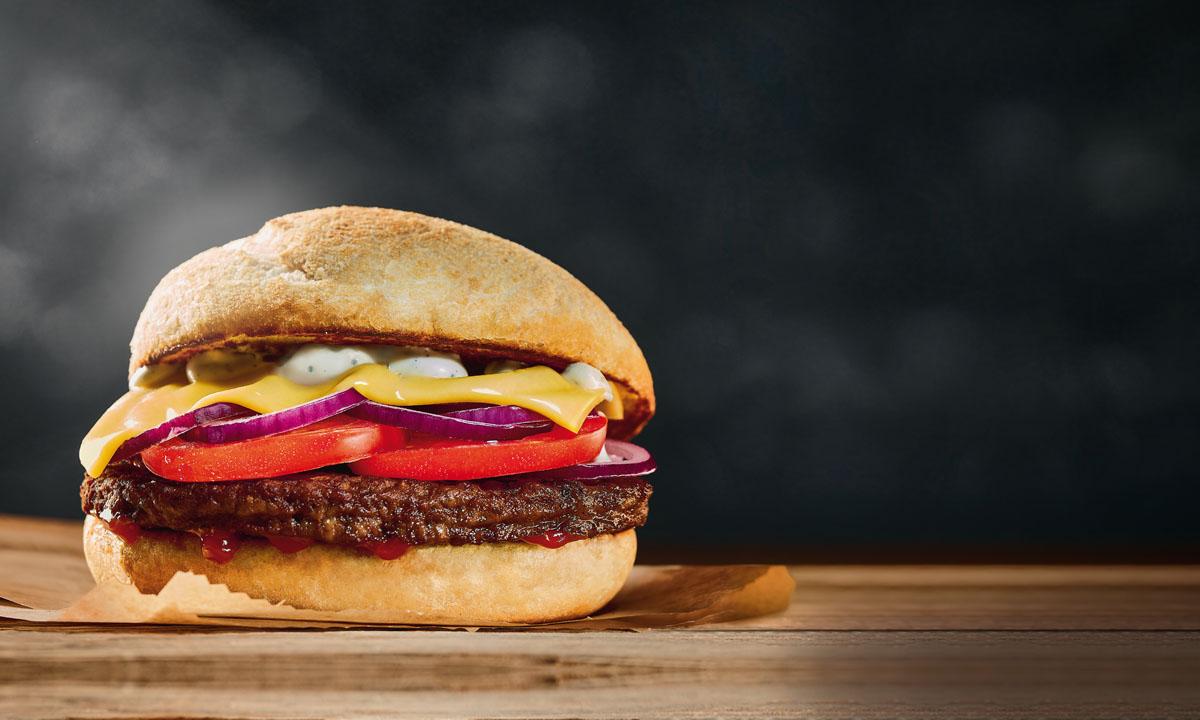 BackWerk: verkauft 100.000 Burger in sechs Wochen