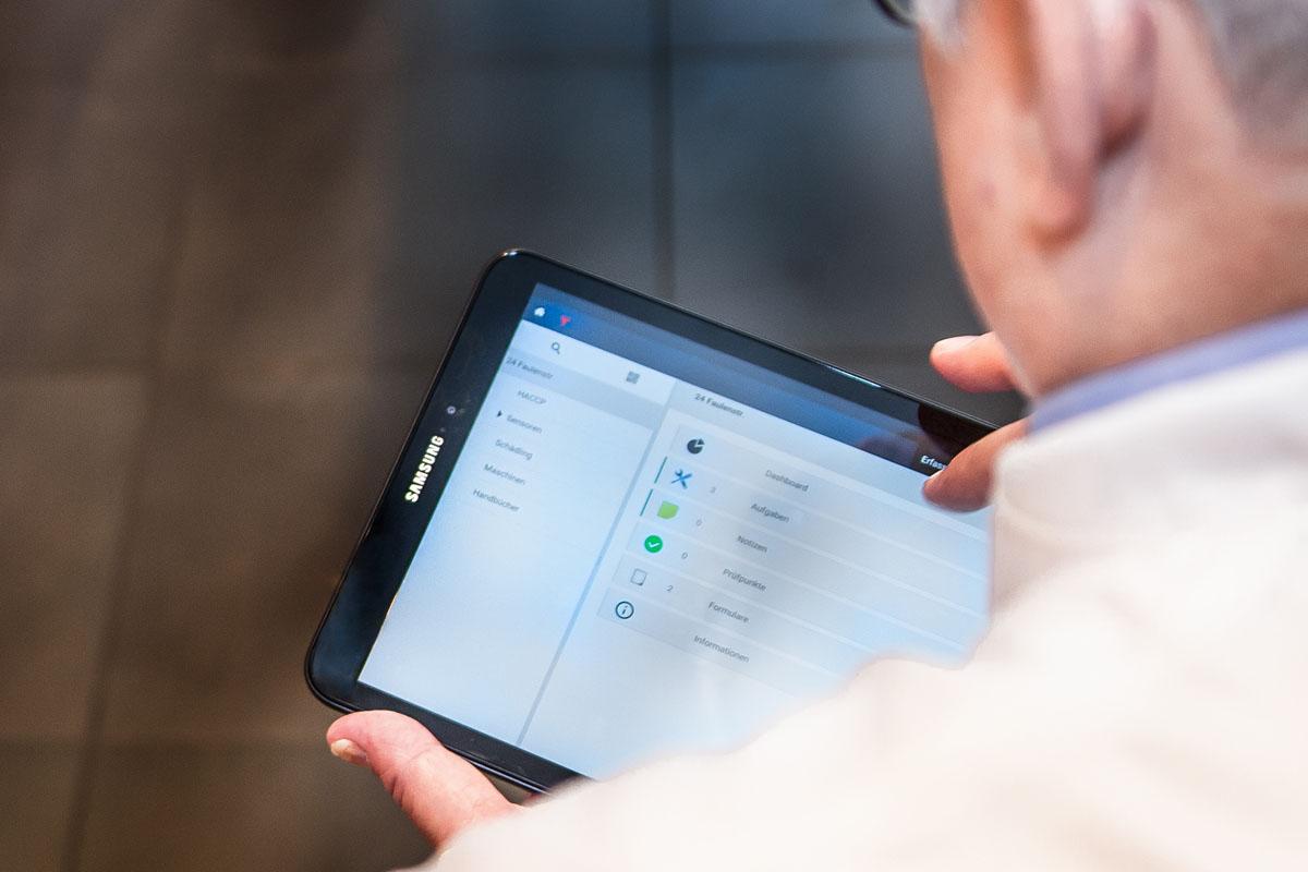 Hygienemanagement: HACCP digital optimal