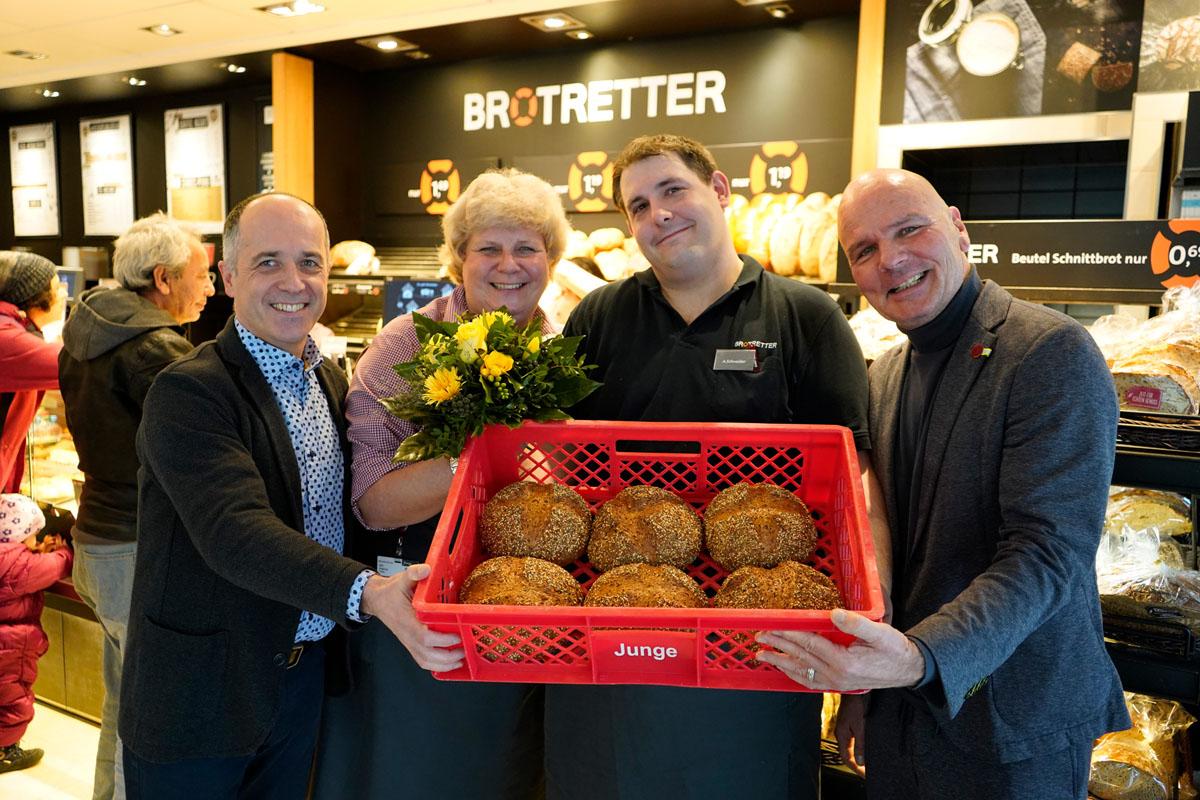 Schöner und größer: BrotRetter Lübeck sind umgezogen