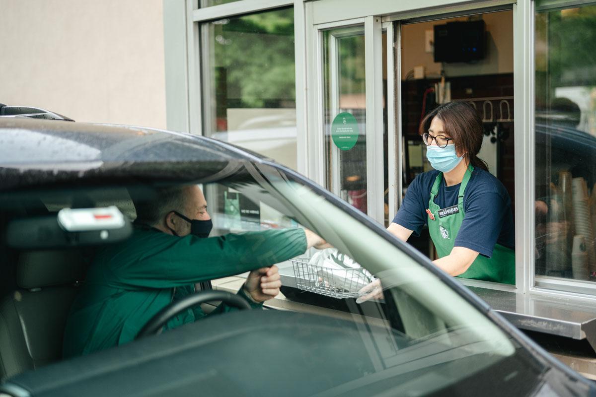 Reaktion auf Covid-19: Starbucks baut Filialnetz um