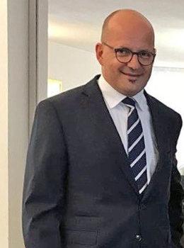 Wolfgang Riecke – Vertriebsvorstand SHB
