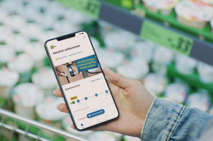Lidl Plus: Die digitale Kundenkarte geht bundesweit an den Start