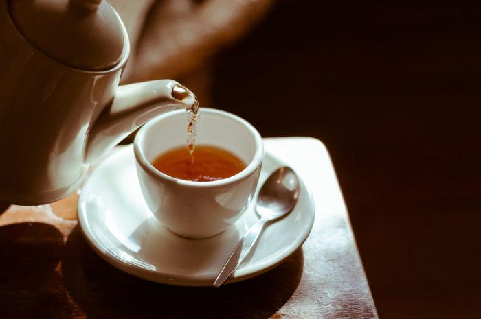 Teeverband: Heißgetränk setzt positive Zeichen