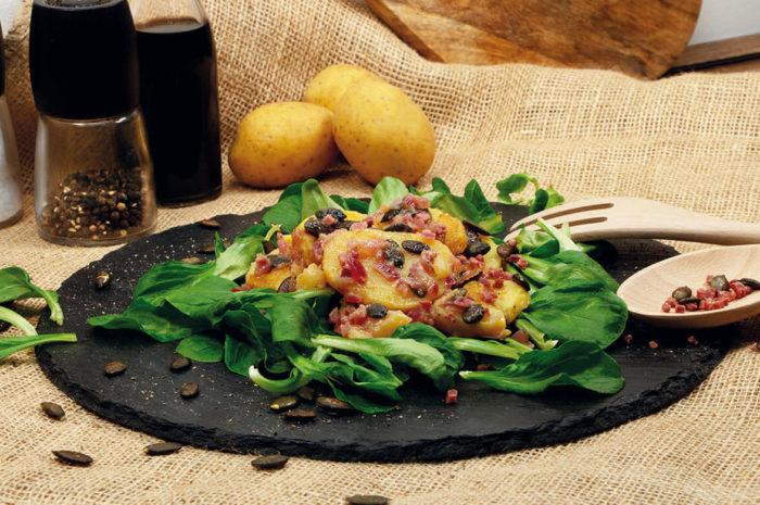 Kartoffelsalat: auf der Beliebtheitsskala weiterhin ganz oben