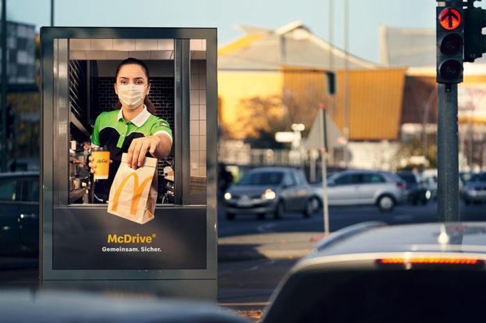 Lockdown 2: Diesmal schaltet McDonalds schneller