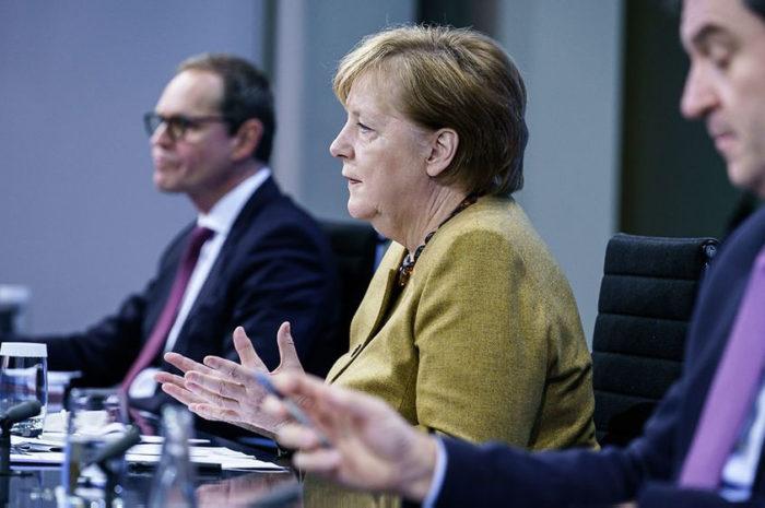 Bund und Länder: dehnen die Lockdown-Maßnahmen aus
