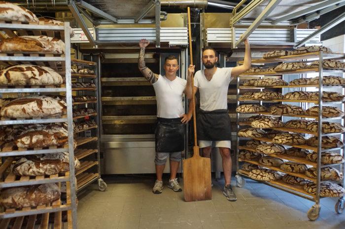 Die Freien Bäcker: Auszeichnung für Lokalbäckerei Brotzeit