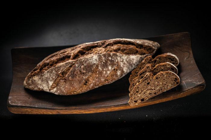 Dreikorn-Walnuss-Brot mit besonderer Note