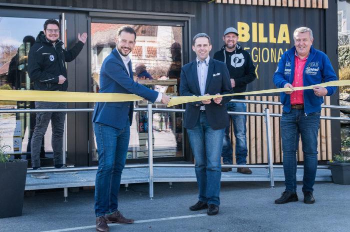 «Billa Regional Box»: Pfiffiger Nahversorger fürs Dorf