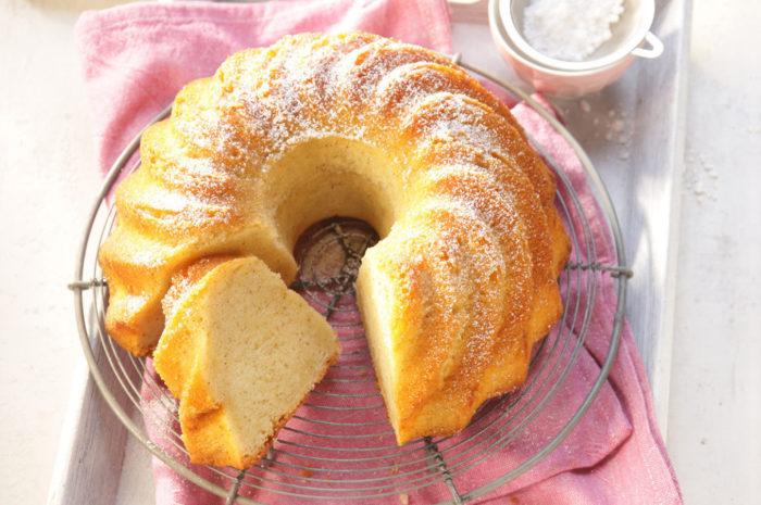 Vanille-Joghurt-Napfkuchen für viele Gelegenheiten