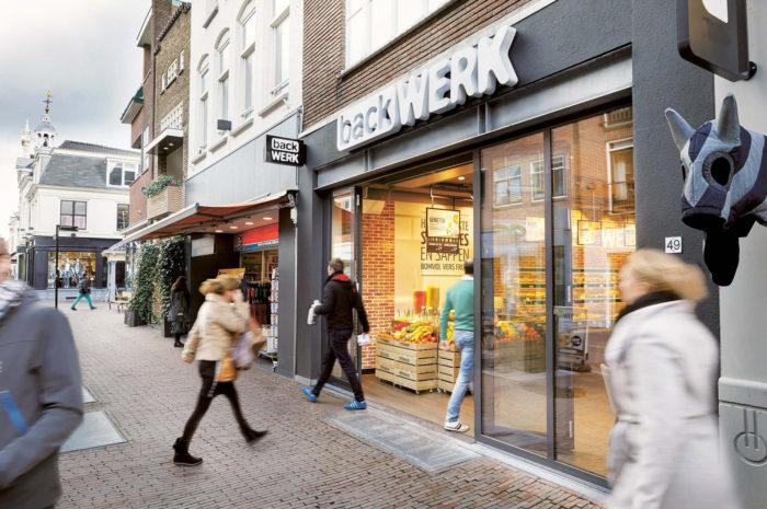 Store-Portfolio: BackWerk wächst in den Niederlanden deutlich