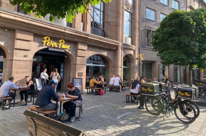 Covid-19-Impfung: Peter Pane sagt Danke und spendiert Menü