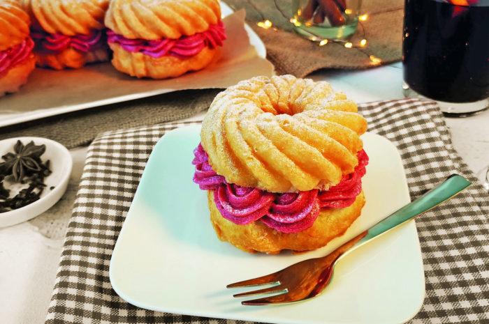 Zum Zaubern: Saisonale Spritzkuchen für mehr Wertschöpfung
