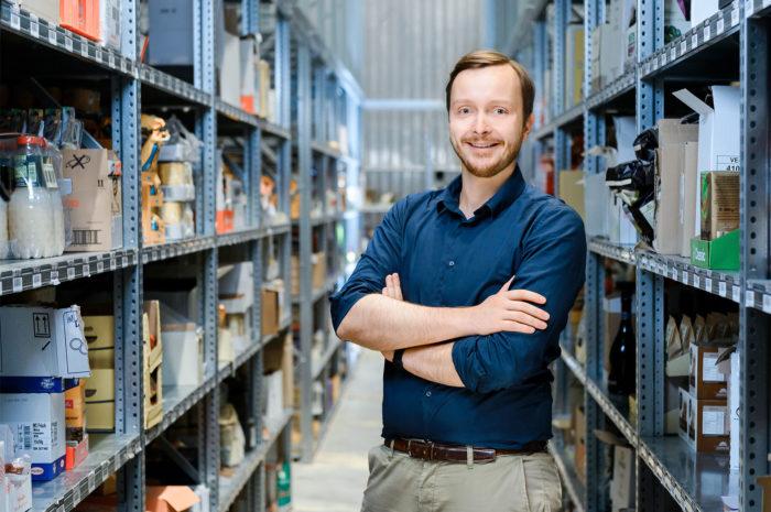 Knuspr.de: Rohlik Gruppe automatisiert Warenhäuser
