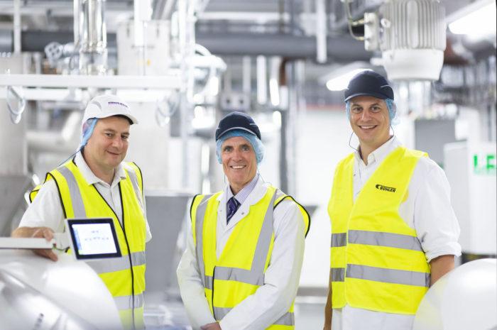 Bühler AG: Erste Mill E3 revolutioniert die Müllereiindustrie